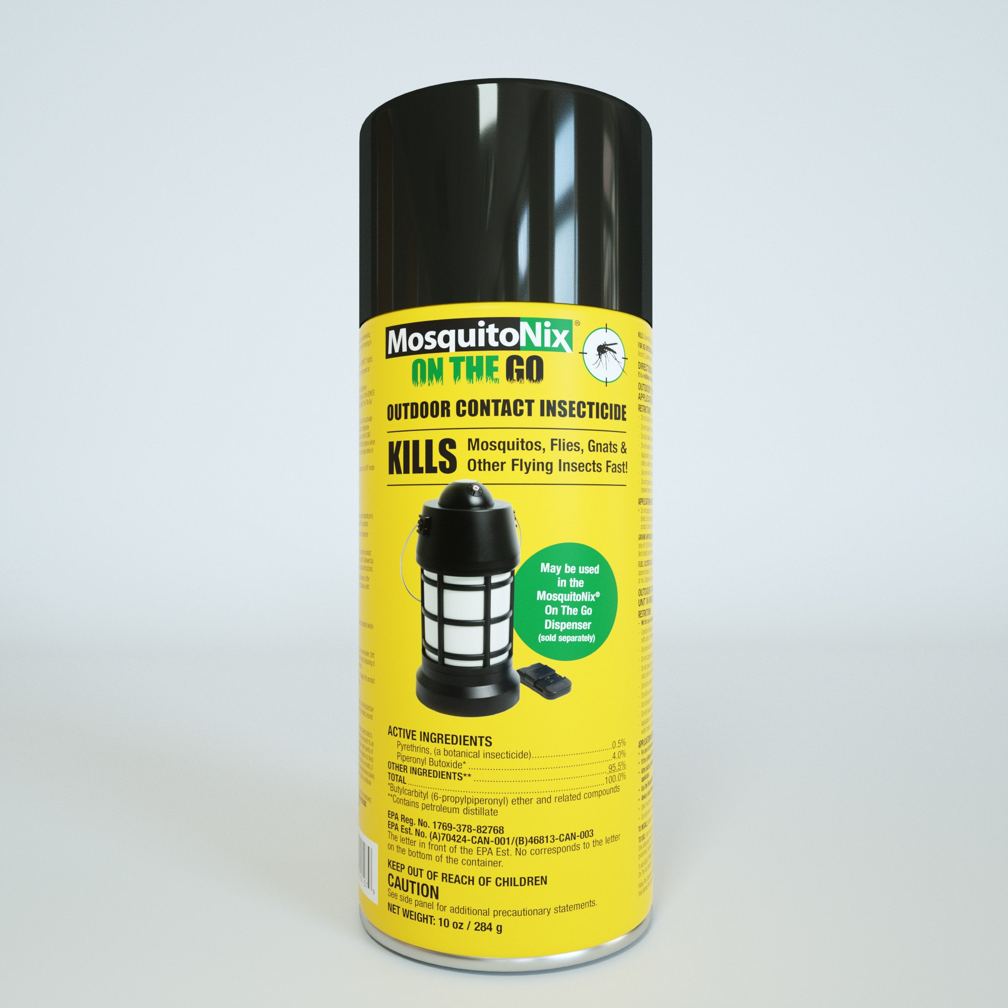 Individual Refill Outdoor Contact Insecticide Botanical Insecticide