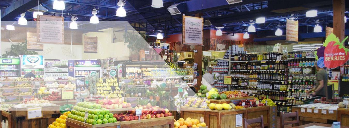 Retail (Supermarkets, Convenience stores)